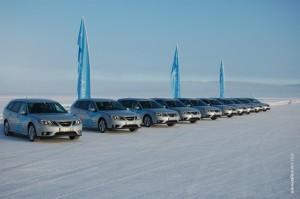 Для теста было предоставлено 10 автомобилей