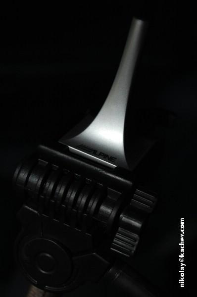 Замер АЧХ с помощью микрофона Alpine KTX-H100 и программы IMPRINT