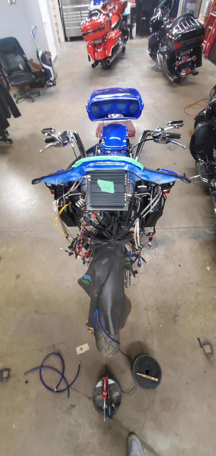 музыка для мотоцикла