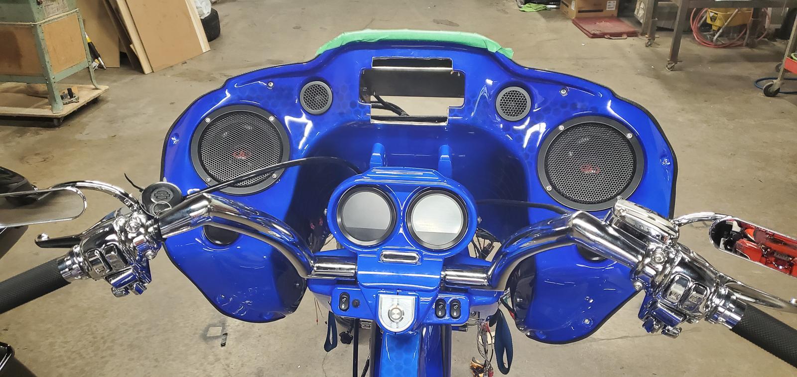 Динамики для мотоциклов