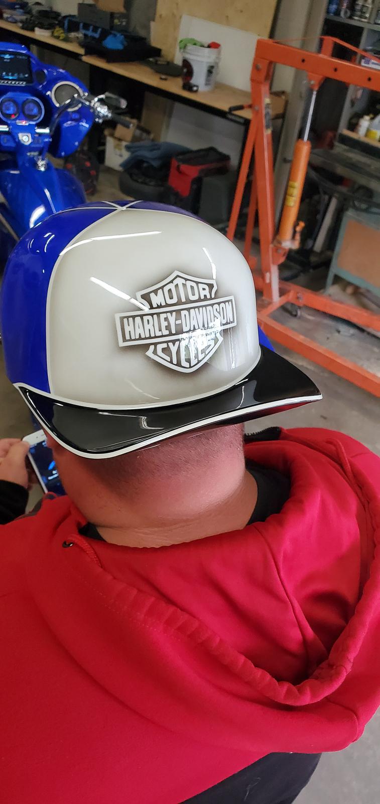 Шлем для Харлея