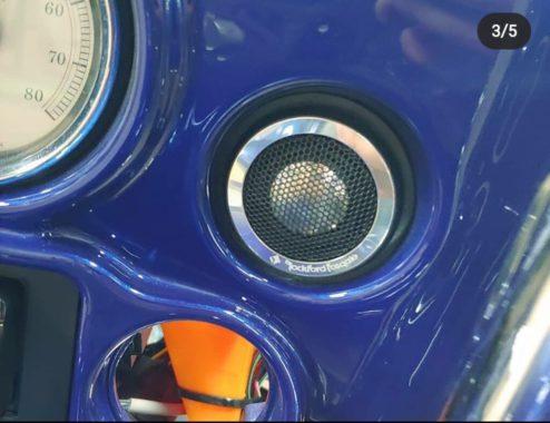 Динамики для Harley Davidson