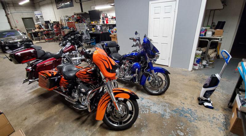 Акустика для мотоцикла