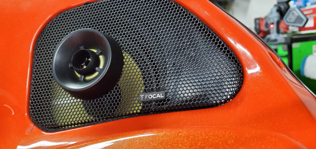 Акустика для мотоцикла Focal HDK 165-98/2013