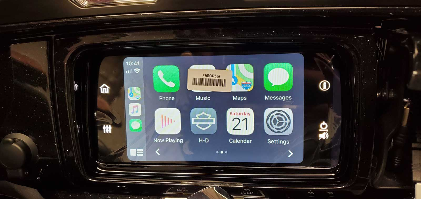 Apple Carplay Harley Davidson активация