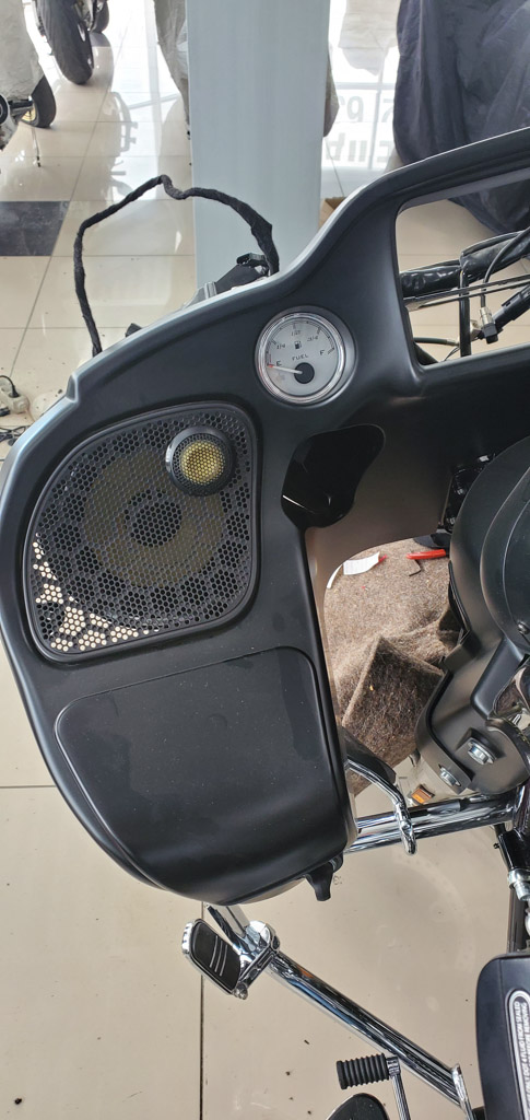 Focal Harley- Davidson